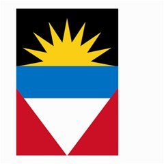 Flag Of Antigua & Barbuda Small Garden Flag (two Sides)