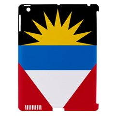 Flag Of Antigua & Barbuda Apple Ipad 3/4 Hardshell Case (compatible With Smart Cover) by abbeyz71
