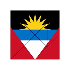 Flag Of Antigua & Barbuda Acrylic Tangram Puzzle (4  X 4 )