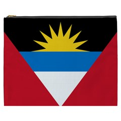 Flag Of Antigua & Barbuda Cosmetic Bag (xxxl)