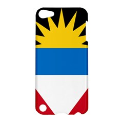 Flag Of Antigua & Barbuda Apple Ipod Touch 5 Hardshell Case by abbeyz71