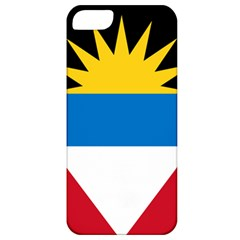 Flag Of Antigua & Barbuda Apple Iphone 5 Classic Hardshell Case