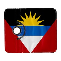 Flag Of Antigua & Barbuda Galaxy S3 (flip/folio)