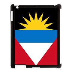 Flag Of Antigua & Barbuda Apple Ipad 3/4 Case (black)