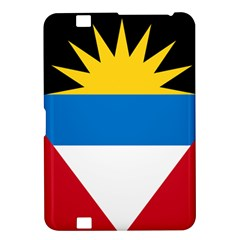 Flag Of Antigua & Barbuda Kindle Fire Hd 8 9