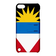 Flag Of Antigua & Barbuda Apple Ipod Touch 5 Hardshell Case With Stand
