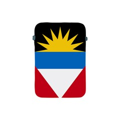 Flag Of Antigua & Barbuda Apple Ipad Mini Protective Soft Cases by abbeyz71