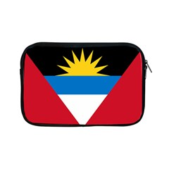 Flag Of Antigua & Barbuda Apple Ipad Mini Zipper Cases by abbeyz71