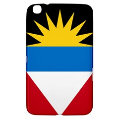 Flag Of Antigua & Barbuda Samsung Galaxy Tab 3 (8 ) T3100 Hardshell Case