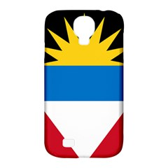 Flag Of Antigua & Barbuda Samsung Galaxy S4 Classic Hardshell Case (pc+silicone)