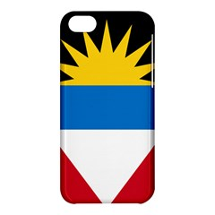 Flag Of Antigua & Barbuda Apple Iphone 5c Hardshell Case