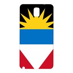 Flag Of Antigua & Barbuda Samsung Galaxy Note 3 N9005 Hardshell Back Case