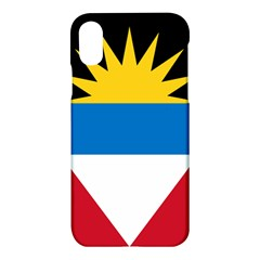 Flag Of Antigua & Barbuda Apple Iphone X Hardshell Case