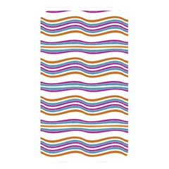 Colorful Wavy Stripes Pattern 7200 Memory Card Reader
