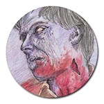 dawn of the dead Round Mousepad