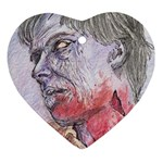 dawn of the dead Ornament (Heart)