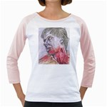dawn of the dead Girly Raglan