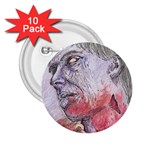 dawn of the dead 2.25  Button (10 pack)
