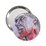 dawn of the dead 2.25  Handbag Mirror