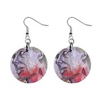 dawn of the dead 1  Button Earrings