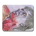 dawn of the dead Large Mousepad