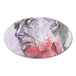 dawn of the dead Magnet (Oval)