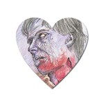 dawn of the dead Magnet (Heart)