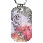 dawn of the dead Dog Tag (One Side)