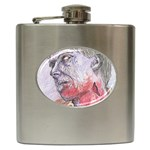 dawn of the dead Hip Flask (6 oz)