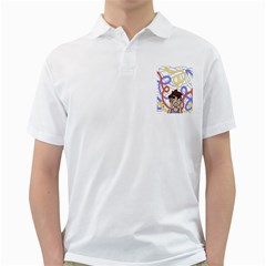 Unordered Chaos Golf Shirts