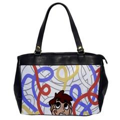 Unordered Chaos Office Handbags