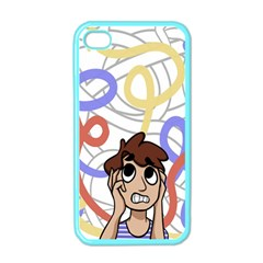 Unordered Chaos Apple Iphone 4 Case (color) by Simbadda