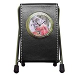 dawn of the dead Pen Holder Desk Clock