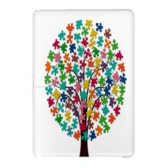 Tree Share Pieces Of The Puzzle Samsung Galaxy Tab Pro 10 1 Hardshell Case