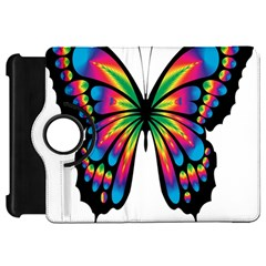 Abstract Animal Art Butterfly Kindle Fire Hd 7