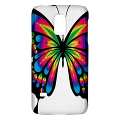 Abstract Animal Art Butterfly Galaxy S5 Mini