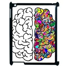 Brain Mind Anatomy Apple Ipad 2 Case (black)
