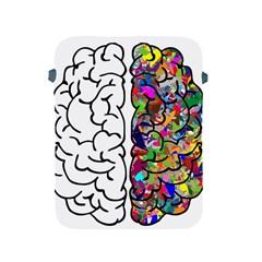 Brain Mind Anatomy Apple Ipad 2/3/4 Protective Soft Cases