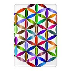 Flower Of Life Sacred Geometry Samsung Galaxy Tab Pro 12 2 Hardshell Case