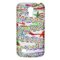 Dragon Asian Mythical Colorful Galaxy S4 Mini