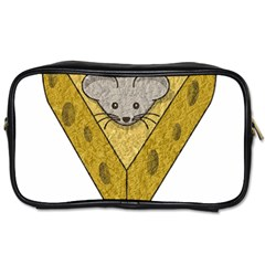 Cheese Rat Mouse Mice Food Cheesy Toiletries Bags