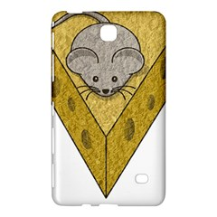 Cheese Rat Mouse Mice Food Cheesy Samsung Galaxy Tab 4 (7 ) Hardshell Case