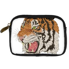 Tiger Tiger Png Lion Animal Digital Camera Cases