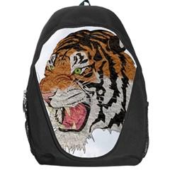 Tiger Tiger Png Lion Animal Backpack Bag