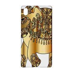 Gold Elephant Pachyderm Sony Xperia Z3+