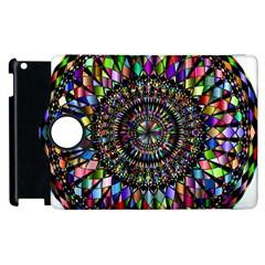 Mandala Decorative Ornamental Apple Ipad 3/4 Flip 360 Case