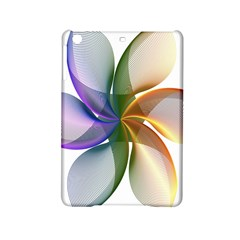 Abstract Geometric Line Art Ipad Mini 2 Hardshell Cases by Simbadda