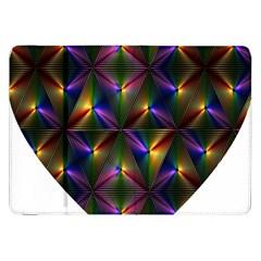 Heart Love Passion Abstract Art Samsung Galaxy Tab 8 9  P7300 Flip Case