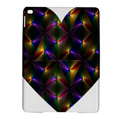 Heart Love Passion Abstract Art Ipad Air 2 Hardshell Cases