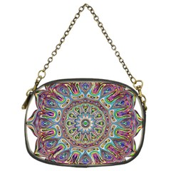 Mandala Decorative Ornamental Chain Purses (two Sides)
